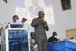 Support government through thick and thin - Pope charges Sunyani Technical University TESCON