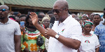 John Mahama ends three-day campaign tour of Northern Region