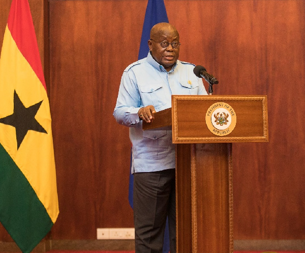 Akufo-Addo launches one billion-cedi stimulus package for SME\'s