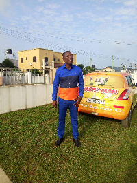 Mr. Emmanuel Bortey Borketey, CEO of Charger Group of companies
