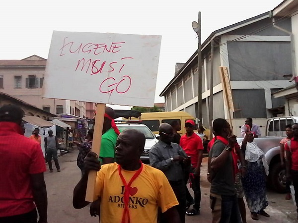 Aggrieved NPP members accuse MP of 'nepotism and favouritism'