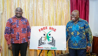 The Free SHS policy was recently initiated by the Akufo-Addo administration