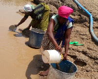 Some residents struggling to get potable water