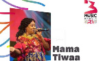 Maame Tiwaa is a Ghanaian gospel singer and a member of Yaw Sarpong's Asomafo band