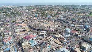 Takoradi Market Circle