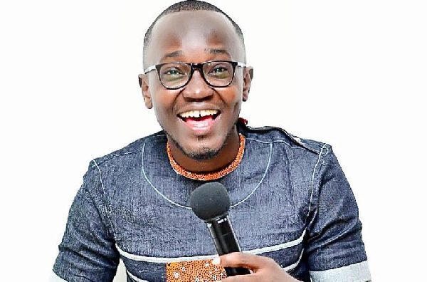 OB Amponsah responds to criticisms on comedians repeating jokes