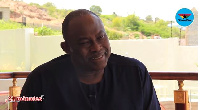 NDC flagbearer hopeful, Ekwow Spio Garbrah