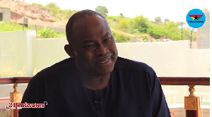 Former Minister of Communication, Ekwow Spio-Garbrah