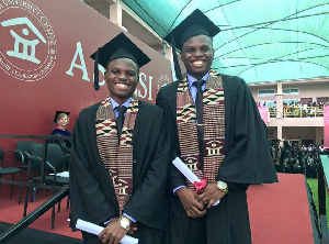 The Ashesi University students are to undergo one year mentorship fellowship