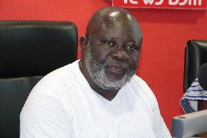 Former Management member of Asante Kotoko, Afrifa Yamoah Ponkoh