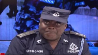 ACP Kwesi Ofori is the Accra Regional Operations Commander of the Ghana Police Service