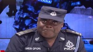 ACP Kwesi Ofori