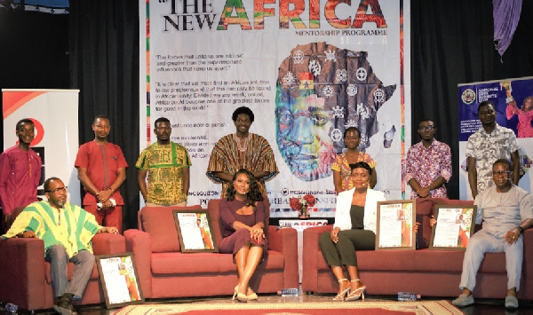 2021 edition of New Africa mentorship program ends successfully
