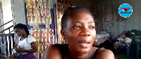 A frustrated seamstress, expressing her concerns to GhanaWeb