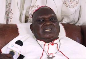 Former Archbishop Of Kumasi Akwesi Sarpong