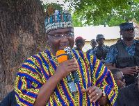 Ghana's Vice-President, Dr Mahamudu Bawumia