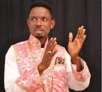 Bishop Stephen Kwesi Appiah aka. 'Jesus Ahuofe' is the founder of the New Life Kingdom Chapel