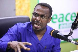 Duncan Punches Mahama