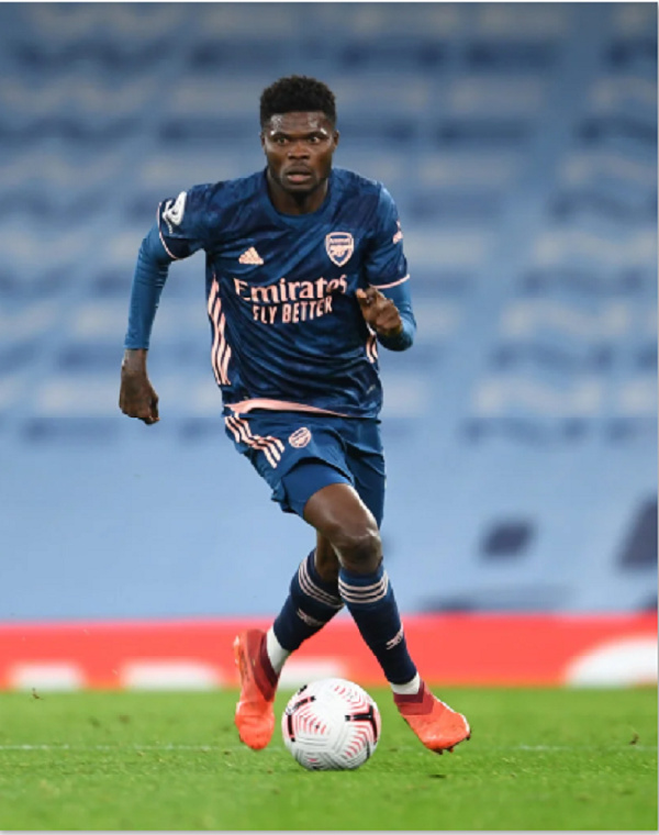 Thomas Partey is ready to start against Rapid Vienna — Mikel Arteta