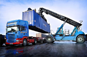 Transporters of cargo are now seeing a steady rise