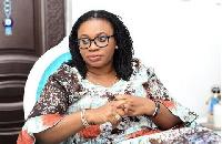Mrs Charlotte Osei, Electoral Commissioner