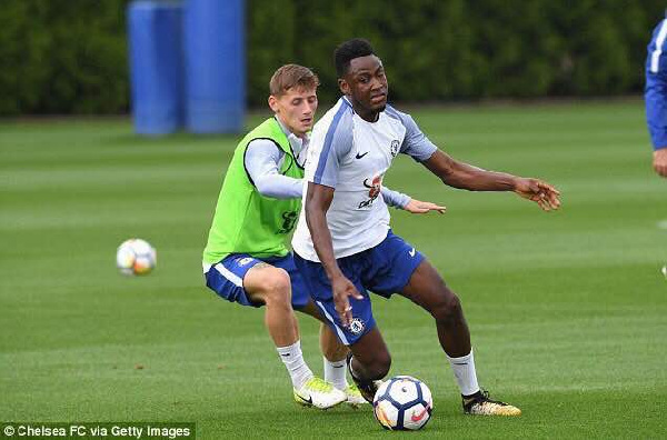 Baba Rahman is playing well, he deserves a call up - CK Akonnor