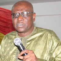 Amadu Sulley, EC Deputy Chairman
