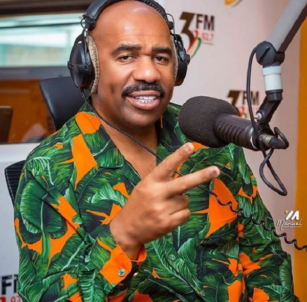 'Year of Return' is a game-changer – Steve Harvey
