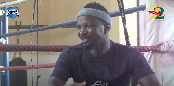 Boxing is a calling from God - Joseph Agbeko