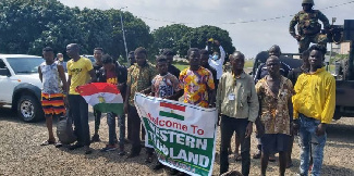 Some members of the Western Togoland group