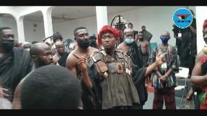 Okuapehene, Odehye Kwadwo Kese