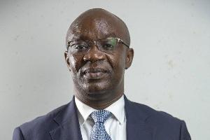Dr Valentine Kwasi Mensah 2