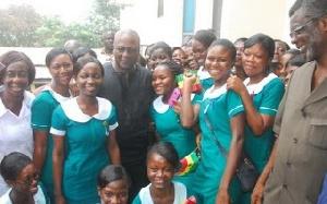 MAHAMA Nurses