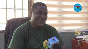 Mr. Attah Kumah Mensah, Regional Licensing Officer, DVLA-Accra
