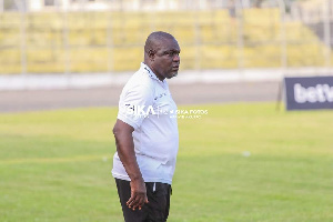 Coach Yakubu Mambo