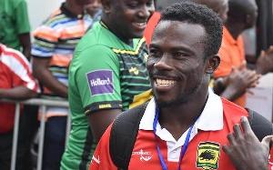 Asante Kotoko defender, Augustine Sefah