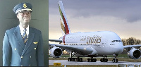 Captain Solomon Quianoo is a Ghanaian pilot with Emirates Airlines
