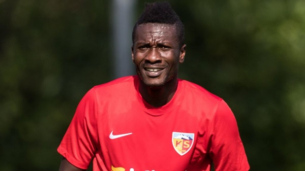 Legon Cities star Asamoah Gyan sure of victory over Dreams FC
