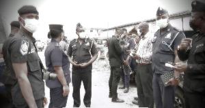 Accra Command Police