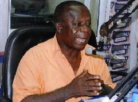Former GES Director, Mr. Michael Nsowah