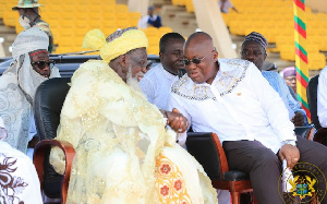 Nana Addo Chief Imam