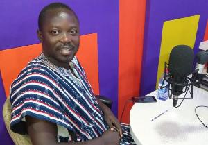 CPP Deputy Communications Director, Benjamin Nsiah