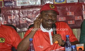 Former Asante Kotoko CEO ,George Amoako