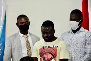 Anderson Ofosuhene Anim, the suspect