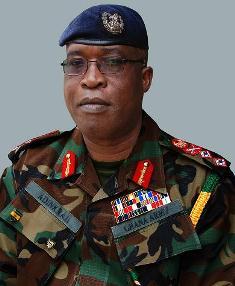 Major General JN Adinkrah