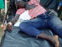 Joseph Nana Ofori was attacked by some unknown persons