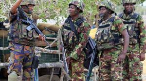 Somali National Army 5