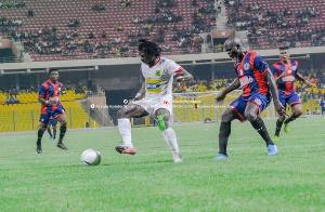 Kotoko striker,Sogne Yacouba