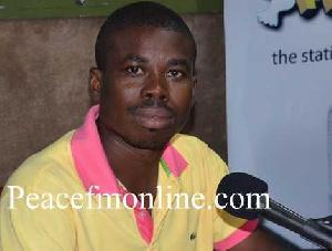 Charles Owusu, PPP communications member