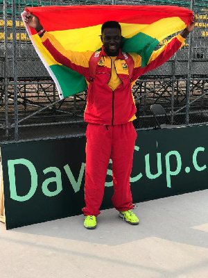 Herman Abban Foundation out to support Ghana Tennis, Republik City News